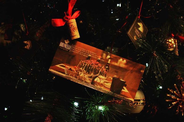 CHRISTMAS 2018 & GIFT CARDS!