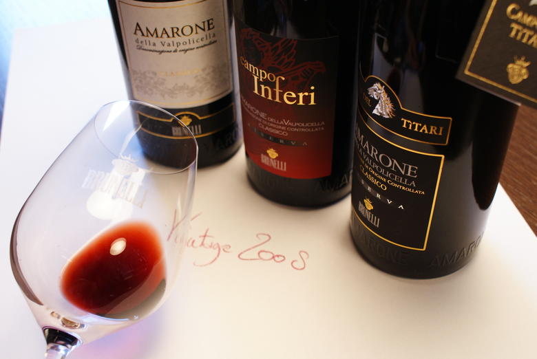 [ AMARONE SMART WINETASTING ]  Taste our wines with us staying at your own Home!